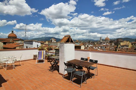 Apartment for rent from 01 Jun 2019 (Sdrucciolo de' Pitti, Florence)