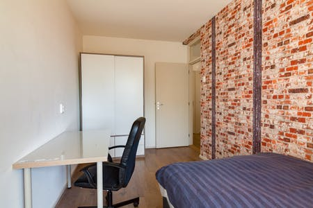 Private room for rent from 01 Sep 2019 (Vennecoolstraat, Rotterdam)