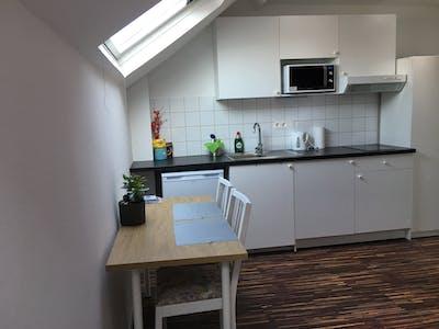 Apartamento para alugar desde 01 Feb 2020 (Rue Verbist, Saint-Josse-ten-Noode)