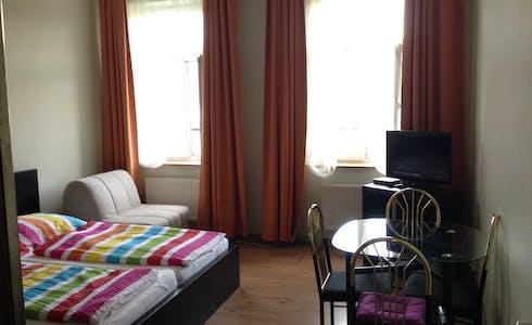 单间公寓租从27 6月 2018 (Stuwerstraße, Vienna)