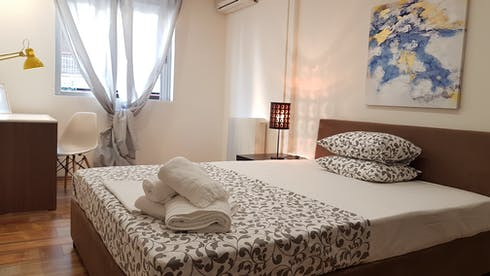 Room for rent from 09 Feb 2019 (Agiou Meletiou, Athens)