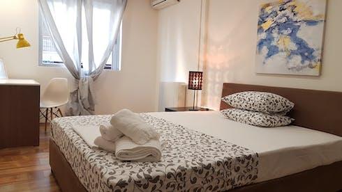 Privatzimmer zur Miete von 15 Sep 2020 (Agiou Meletiou, Athens)