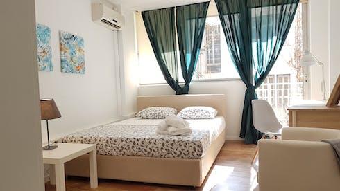 Privé kamer te huur vanaf 15 sep. 2020 (Agiou Meletiou, Athens)