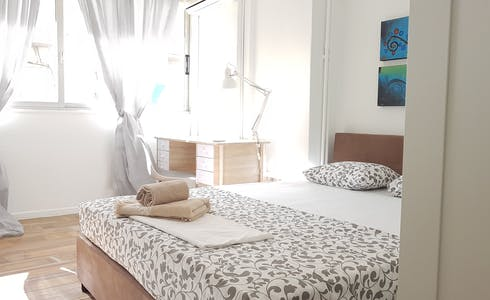Room for rent from 15 Sep 2018 (Agiou Meletiou, Athens)