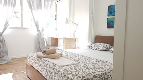 Private room for rent from 15 Sep 2020 (Agiou Meletiou, Athens)