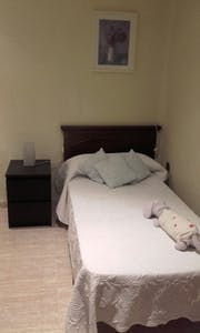 Private room for rent from 01 Jul 2019 (Calle San José, Murcia)