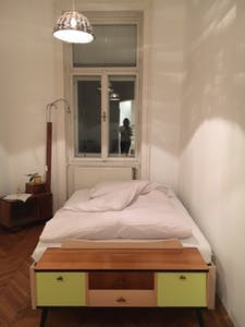 Room for rent from 01 Jan 2019 (Löwengasse, Vienna)