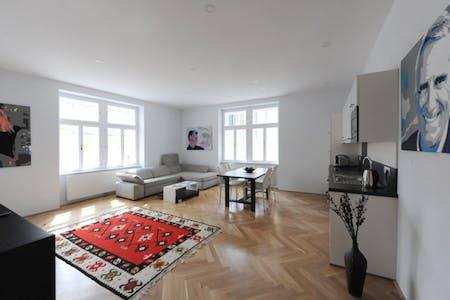 Apartamento para alugar desde 02 ago 2019 (Radetzkystraße, Vienna)