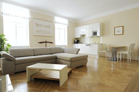 Apartamento de alquiler desde 02 Apr 2020 (Radetzkystraße, Vienna)