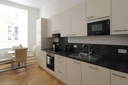 Appartement te huur vanaf 05 May 2020 (Pfefferhofgasse, Vienna)