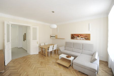 Apartment for rent from 18 Apr 2019 (Pfefferhofgasse, Vienna)