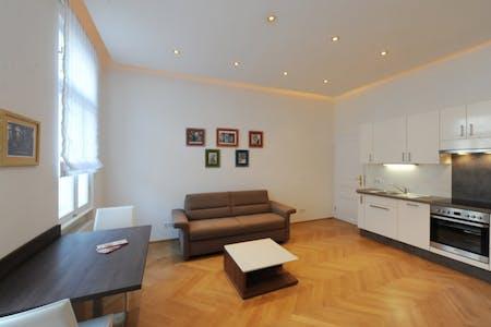 整套公寓租从20 Jan 2020 (Tanbruckgasse, Vienna)