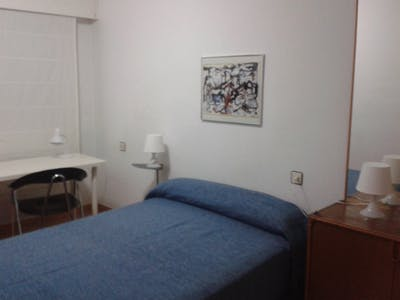 Shared room for rent from 01 Jul 2019 (Calle Cigarral, Murcia)