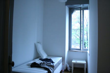 Private room for rent from 01 Aug 2019 (Corso San Maurizio, Torino)
