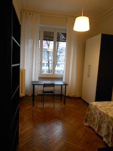 单人间租从01 Aug 2020 (Corso San Maurizio, Torino)