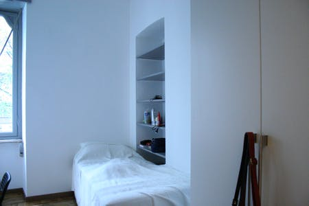 Private room for rent from 01 Aug 2020 (Corso San Maurizio, Torino)