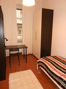Room for rent from 01 Jan 2019 (Corso San Maurizio, Torino)