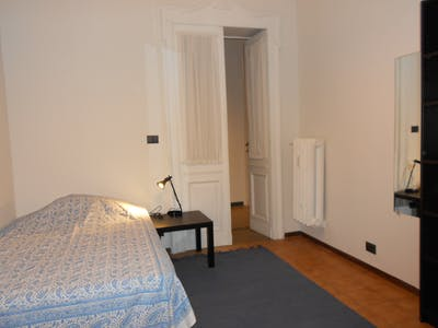 Private room for rent from 26 Jul 2020 (Corso San Maurizio, Torino)