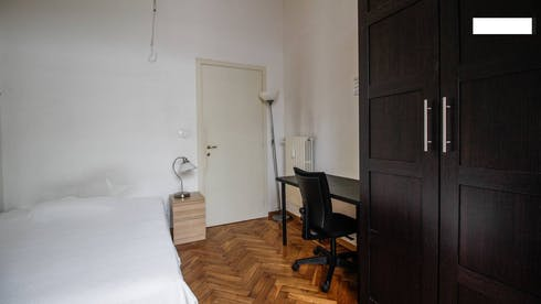 Privatzimmer zur Miete von 01 Mar 2020 (Corso San Maurizio, Torino)