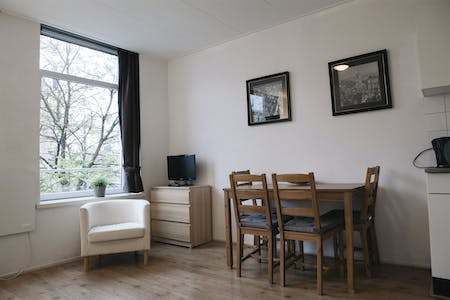 Apartment for rent from 29 Feb 2020 (West-Kruiskade, Rotterdam)