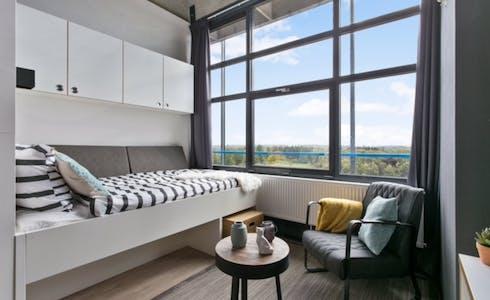 Apartamento de alquiler desde 20 ago. 2018 (De Veldmaat, Enschede)