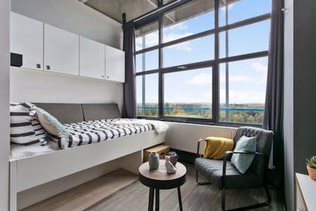 Appartement à partir du 21 oct. 2018 (De Veldmaat, Enschede)