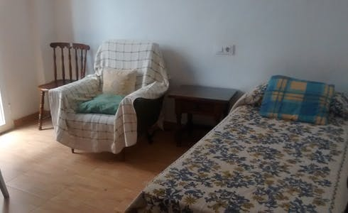Room for rent from 20 Mar 2018 (Calle Jose Maluquer Y Salvador, Murcia)