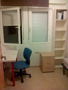 Private room for rent from 01 Jul 2019 (Calle Vista Alegre, Murcia)