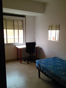 Private room for rent from 01 Jul 2019 (Calle Vista Alegre, Murcia)