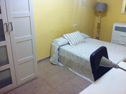 Private room for rent from 01 Feb 2020 (Calle Ruipérez, Murcia)