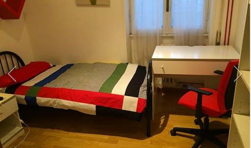 Private room for rent from 17 Jun 2019 (Via Arturo Donaggio, Roma)