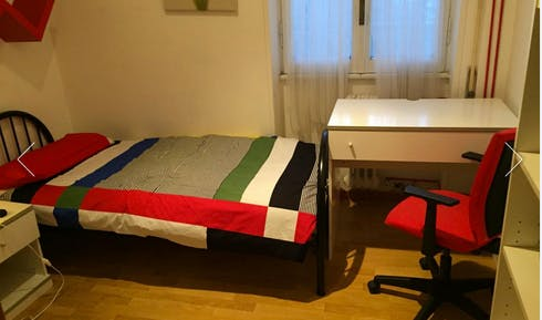 单人间租从16 Jun 2019 (Via Arturo Donaggio, Roma)