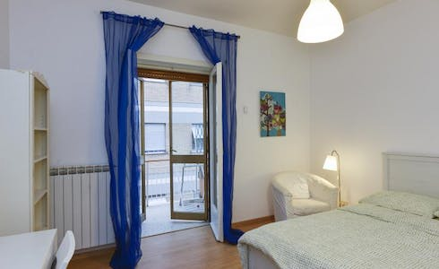 Room for rent from 01 Dec 2018 (Via Angelo Mosso, Roma)