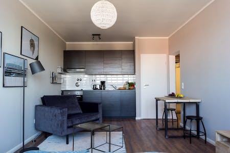 Apartamento para alugar desde 01 ago 2019 (Holzmarktstraße, Berlin)