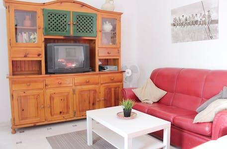Apartment for rent from 22 Jul 2018 (Calle Mesón del Moro, Sevilla)