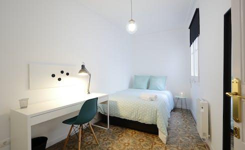 Habitación de alquiler desde 25 feb. 2018 (Carrer de Santa Anna, Barcelona)