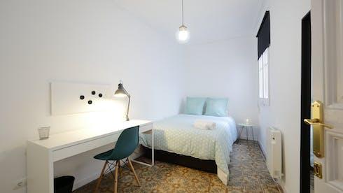 Privé kamer te huur vanaf 18 Jul 2019 (Carrer de Santa Anna, Barcelona)