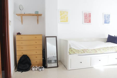 Apartamento para alugar desde 18 jul 2018 (Plaza San Martín, Sevilla)