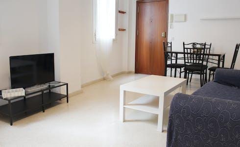 Wohnung zur Miete von 01 Juli 2018 (Plaza San Martín, Sevilla)