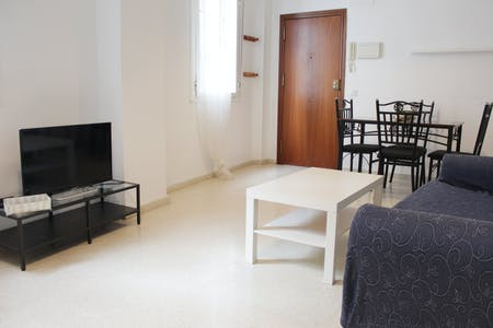 Apartment for rent from 23 Dec 2018 (Plaza San Martín, Sevilla)