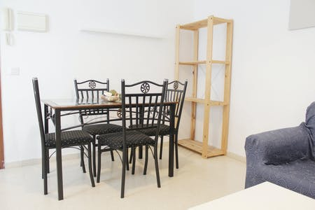 Apartment for rent from 01 Sep 2018 (Plaza San Martín, Sevilla)
