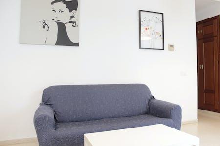 Apartamento para alugar desde 01 set 2018 (Plaza San Martín, Sevilla)