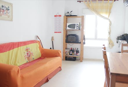 Apartment for rent from 01 Sep 2019 (Plaza San Martín, Sevilla)