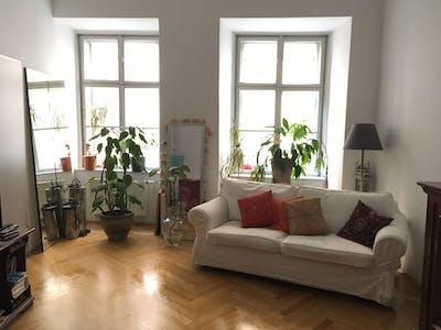 整套公寓租从19 6月 2018 (Kurrentgasse, Vienna)