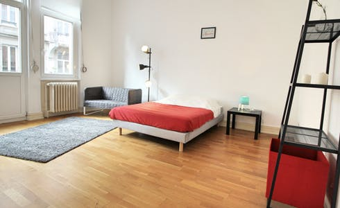 Room for rent from 01 Apr 2018 (Rue Wimpheling, Strasbourg)