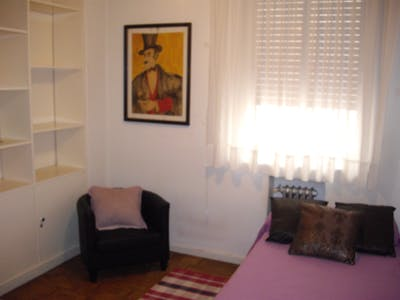 Private room for rent from 26 Jan 2020 (Calle Doctor Marañón, Murcia)