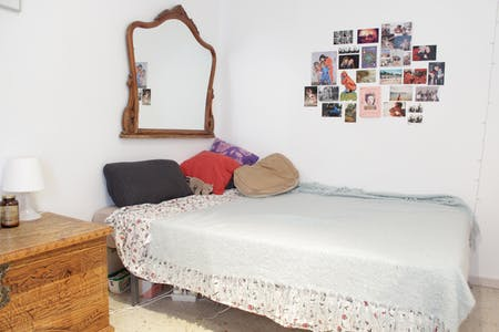 Private room for rent from 17 Aug 2019 (Calle Sol, Sevilla)