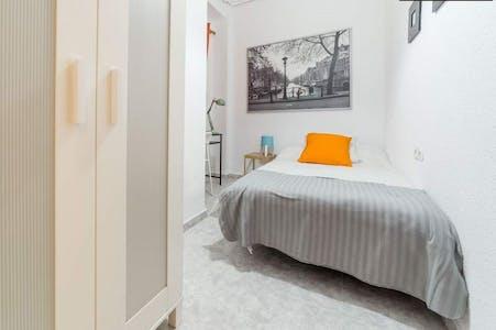 Kamer te huur vanaf 31 jul. 2019 (Carrer de Sagunt, Valencia)