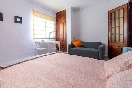Private room for rent from 18 Jan 2019 (Carrer de Sagunt, Valencia)