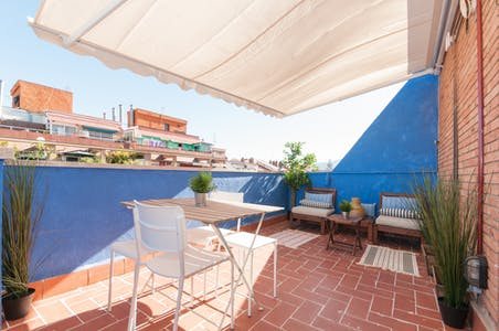 Appartamento in affitto a partire dal 31 Aug 2021 (Carrer de Joan Torras, Barcelona)